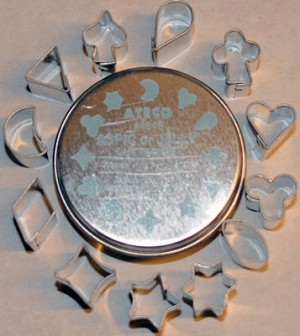 small cookie cutters