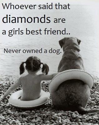My dog is my BFF!