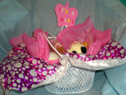 diy puppy dog gift basket