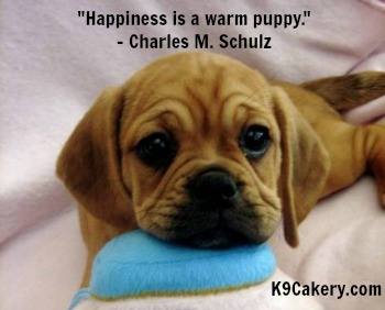 Puppy dog quote