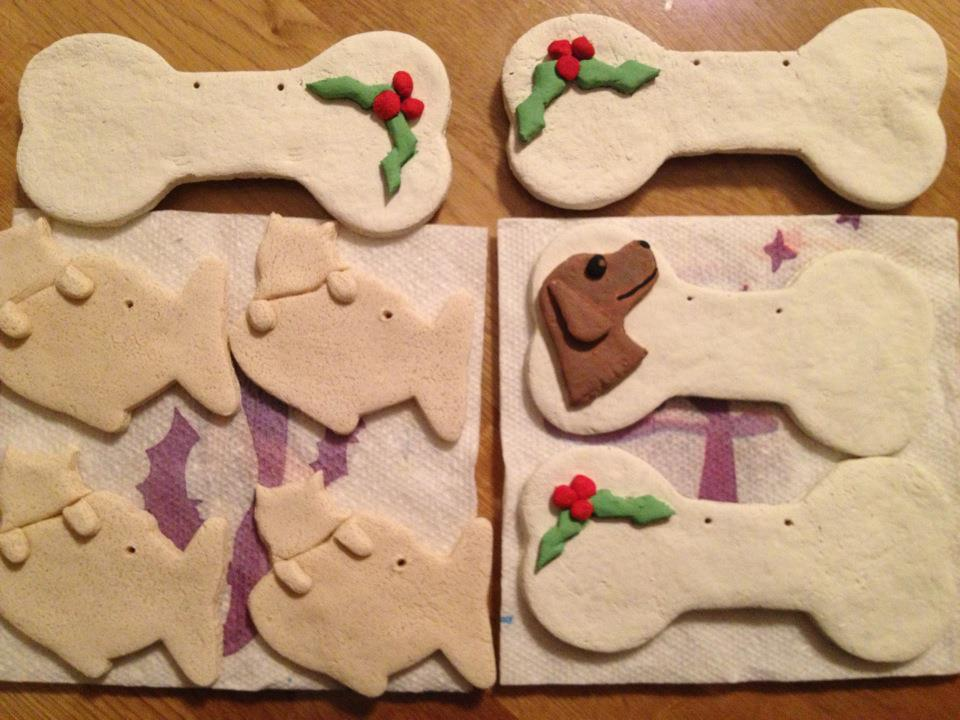 DIY Christmas craft projects for dogs