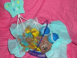 diy puppy gift basket