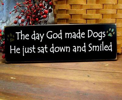 Dog quote from internet