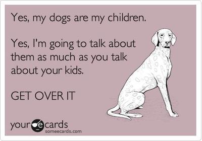 Dog humor but true