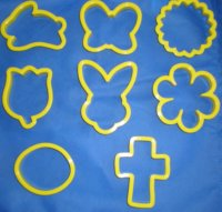 Easter cokie cutters for Easter dog treats