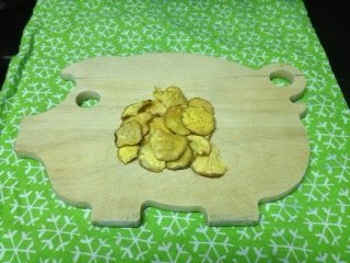 Pup-tato chips for dogs recipe