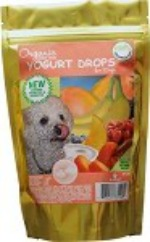dog training treat yogurt drops
